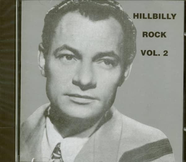 Hillbilly Rock Vol.2 (CD)
