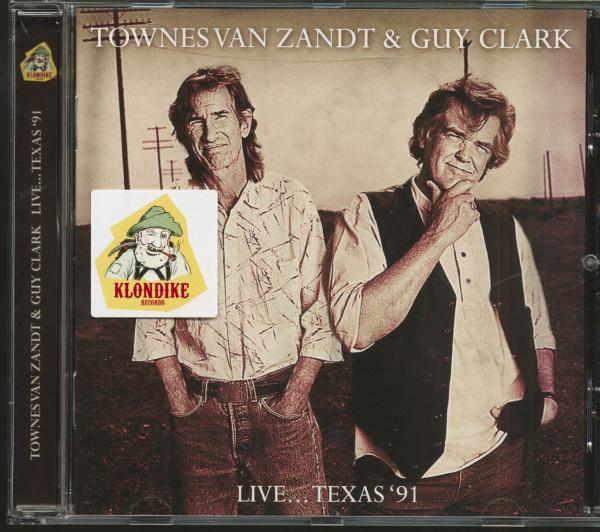 Live - Texas '91 (CD)