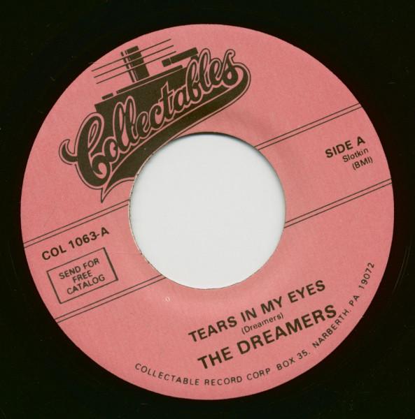 Tears In My Eyes - 535 (7inch, 45rpm)