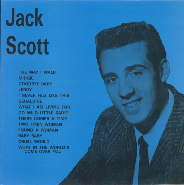 Jack Scott (LP)