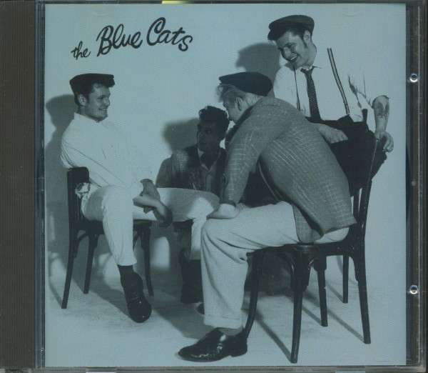The Blue Cats (CD)