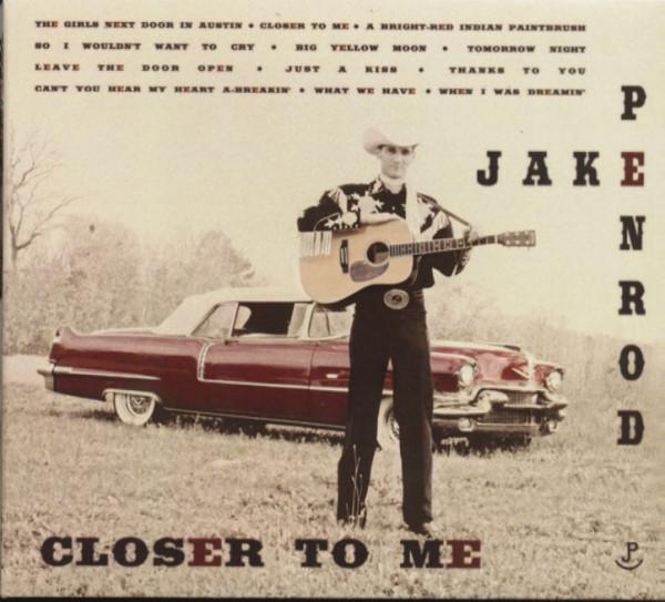 Closer To Me (CD)