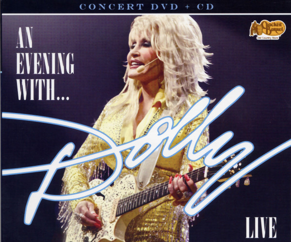 Parton, Dolly An Evening With...(CD&DVD) Europe 2008