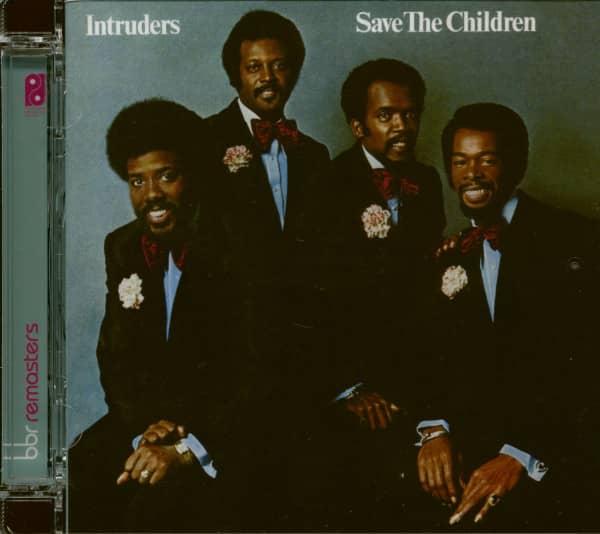 Save The Children (CD)