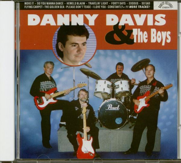 Danny Davis & The Boys (CD)