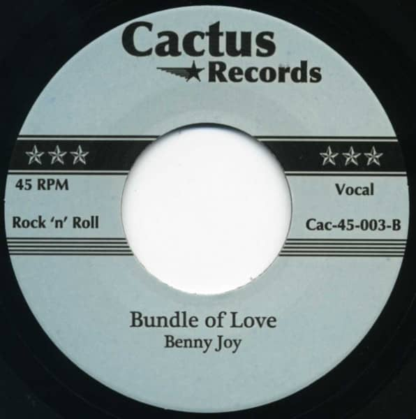 Rocket Trip - Bundle Of Love 7inch, 45rpm