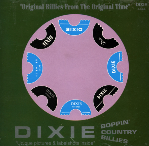 Vol.2, Dixie Boppin' Country Billies