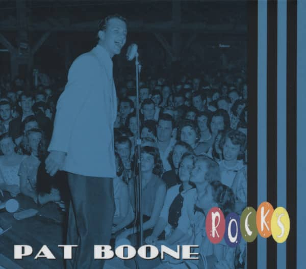 Pat Boone - Pat Rocks
