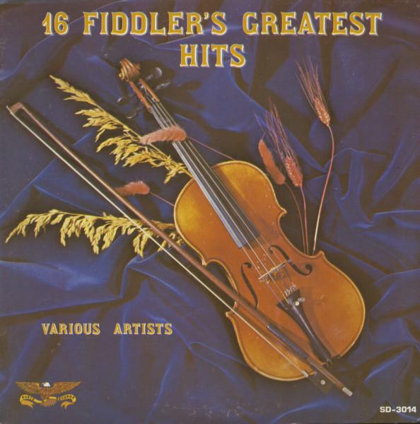 16 Fiddler's Greatest Hits (LP)