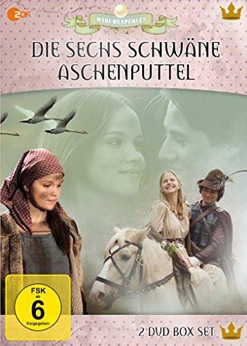 Aschenputtel - Die sechs Schwäne (DVD)