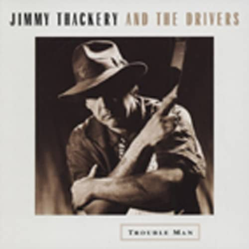 Thackery, Jimmy Trouble Man (cut-out)