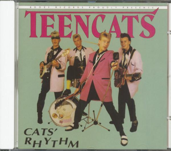 Cats' Rhythm (CD)