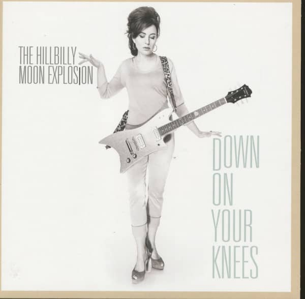 Down On Your Knees (45rpm, PS, sc)