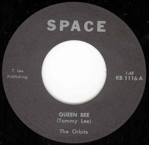 Queen Bee b-w Darlin' 7inch, 45rpm