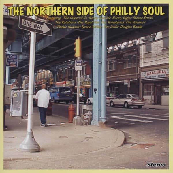 Va The Northern Side Of Philly Soul