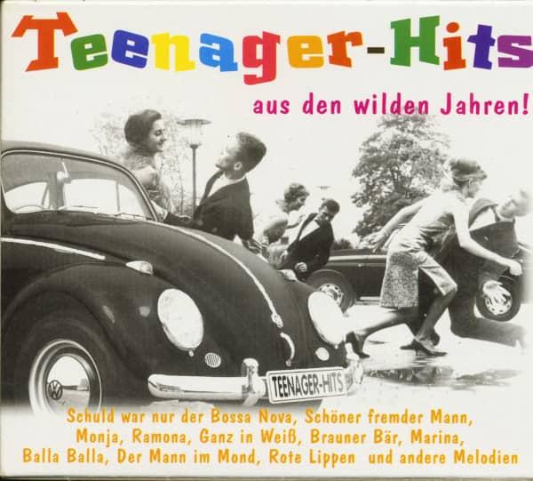 Teenager Hits aus den wilden Jahren! (3-CD)