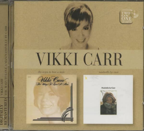 Carr, Vikki The Ways To Love A Man & Nashville By Carr