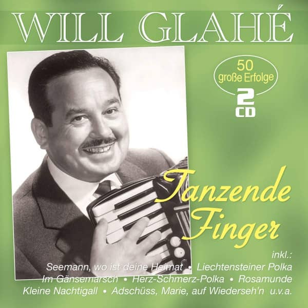 Tanzende Finger: 50 große Erfolge (2-CD)