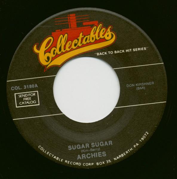 Sugar Sugar - Loop De Loop (7inch, 45rpm)