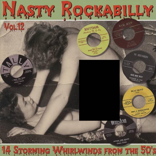 Nasty Rockabilly Vol.12 (Vinyl LP)