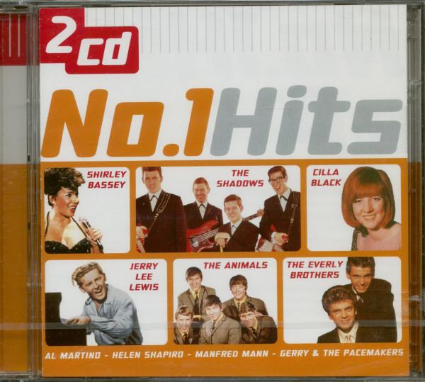 No.1 Hits (2-CD)