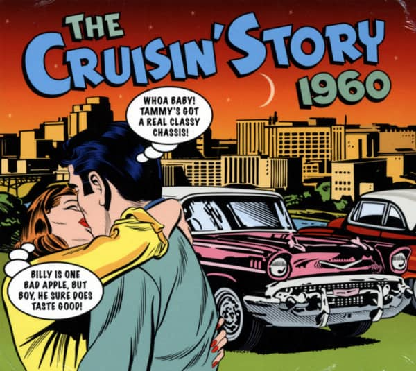 The Cruisin' Story - 1960 (2-CD)