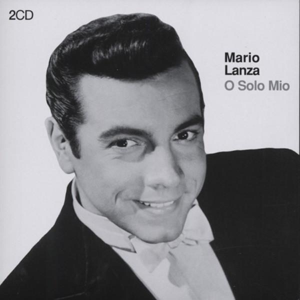 Lanza, Mario O Solo Mio (2-CD)
