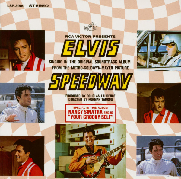 Speedway (2-CD) 7inch Deluxe Edition