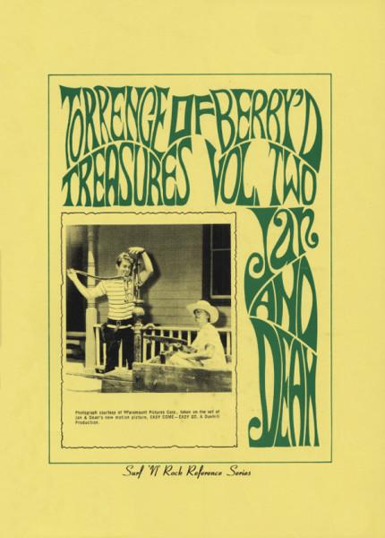 Jan & Dean Vol.2, Torrence Of Berry'd Treasures