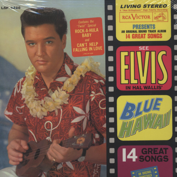 Blue Hawaii...plus 2-CD 7inch Digipac