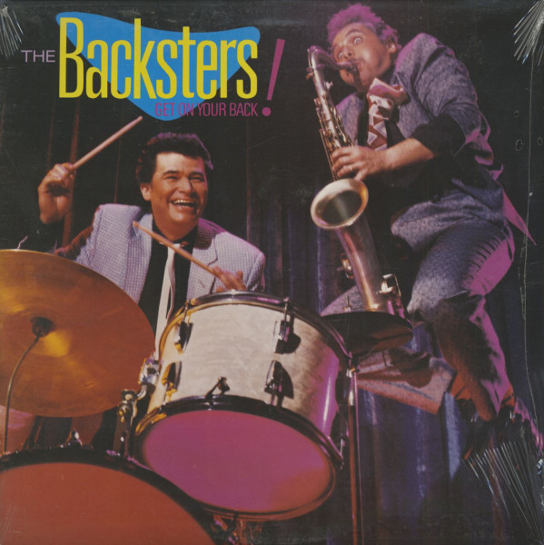 Get On Your Back (LP)
