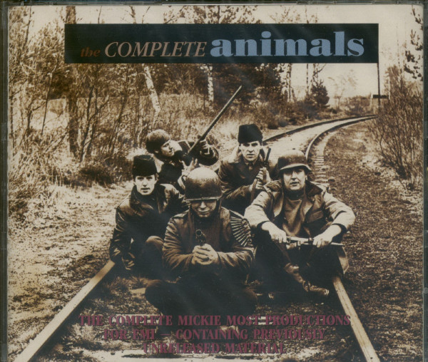 Animals The Complete Animals (2-CD)