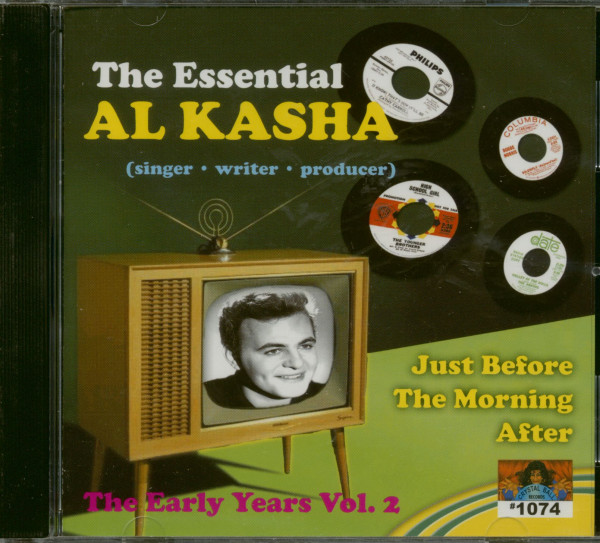 The Essential Al Kasha Story Vol.2