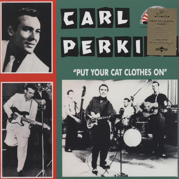 Put Your Cat Clothes On (LP 1046) 180g Vinyl