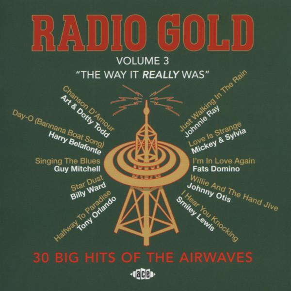 Radio Gold Vol.3 (CD)