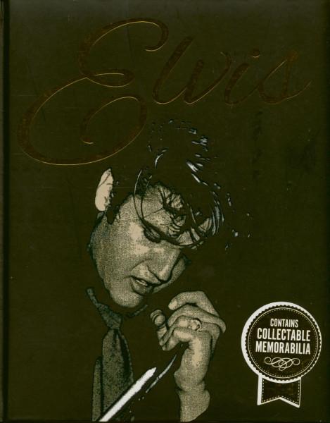 Elvis - A Pictorial Biography by Kim Aitken (Contains Collectable Memorabilia)