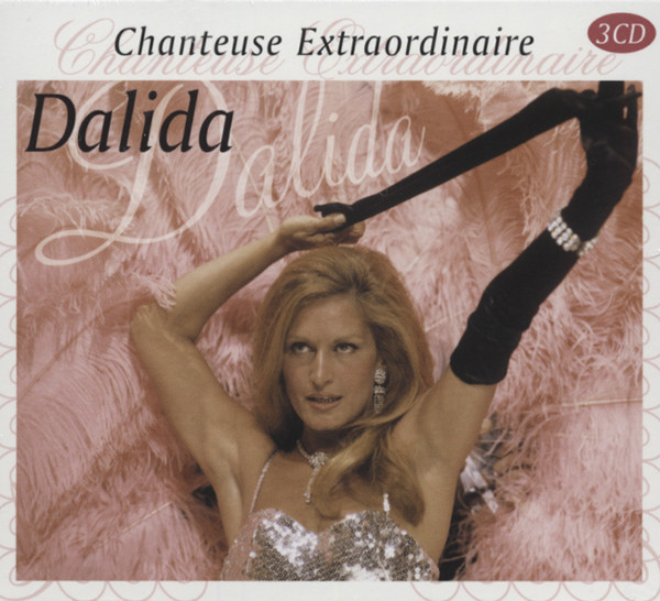 Dalida Chanteuse Extraordinaire (3-CD)