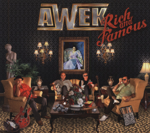 Awek Rich & Famous