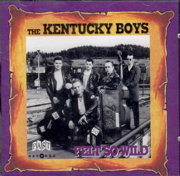 Kentucky Boys Felt So Wild