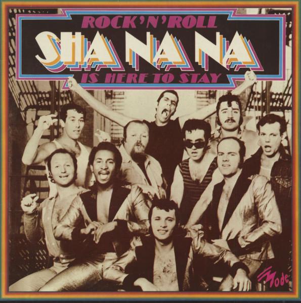 Sha Na Na Is Here To Stay (LP)