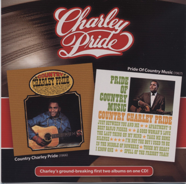 Country Charley Pride - Pride Of Country Music
