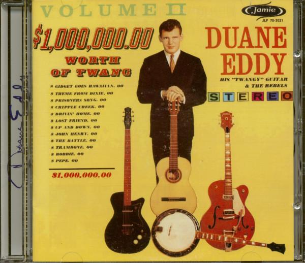 1.000.000 Worth Of Twang Vol.2 (CD)
