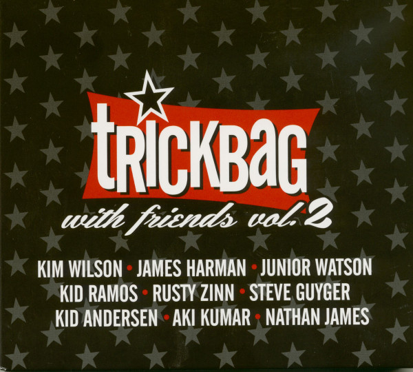 Trickbag With Friends Vol.2 (CD)