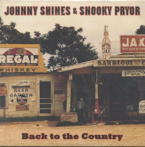 Back To The Country (LP, 180g Vinyl, Ltd. Edition)
