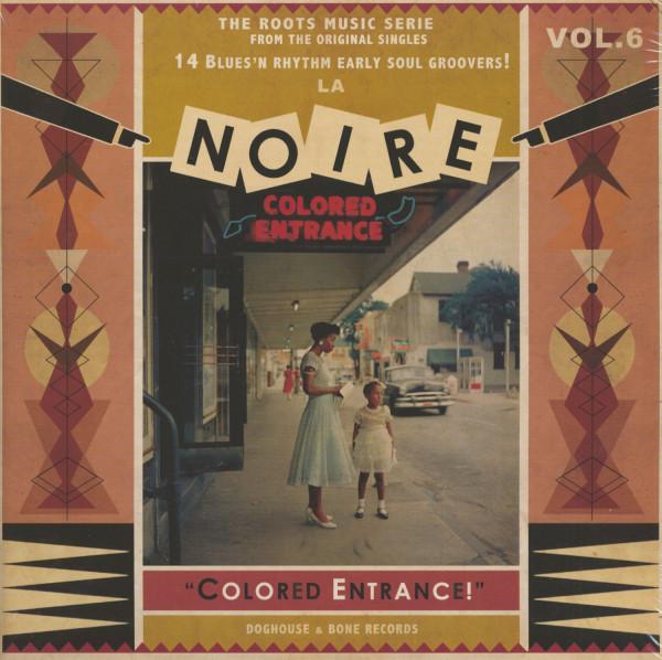 La Noire, Vol.6 - Colored Entrance (LP)
