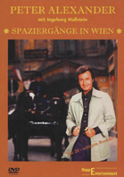 Alexander, Peter Spaziergänge in Wien (2)