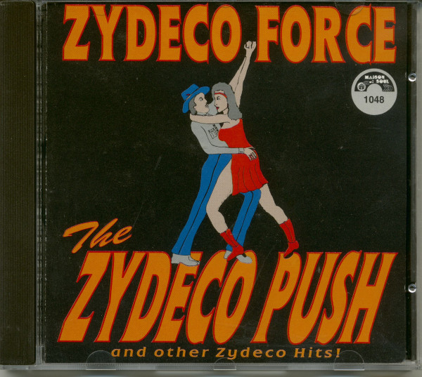 The Zydeco Push (CD)