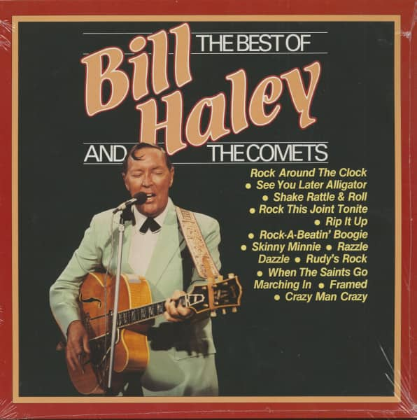 The Best Of Bill Haley And The Comets (LP)