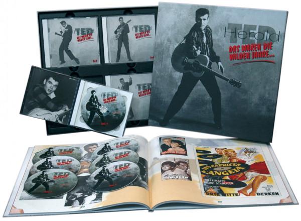 Das waren die wilden Jahre... (7-CD Deluxe Box Set)