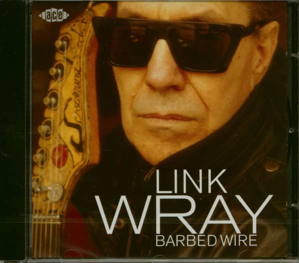 Barbed Wire (CD)